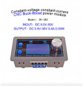 ZK-4KX dc-dc понижающий/повышающий преобразователь CC|CV 0,5-30V 4A