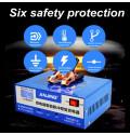 ANJING AJ-618E зарядное устройство для свинцовых аккумуляторов 12/24V