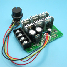 ШИМ регулятор оборотов, скорости мотора 9-55V 40A