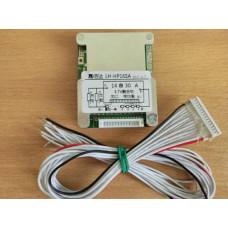 BMS Контролер (плата захисту) 14S li-ion 48V 20A з балансуванням.