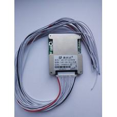 BMS Контролер (плата захисту) 16S LiFePo4, 48V 20A Balance