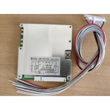 BMS Контролер (плата захисту) 17S li-ion 60V 30A з балансуванням LED