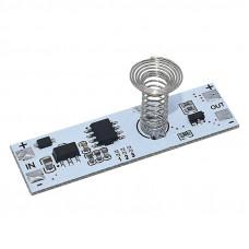 Сенсорный выключатель для LED лент (диммер) 5-24V 3A
