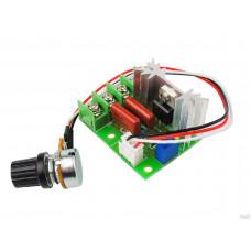 Регулятор мощности,напряжения, Диммер 50-220V 2000W с выносным регулятором