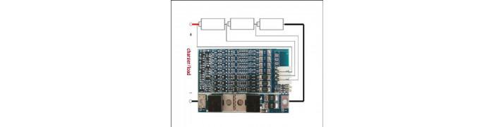 BMS контроллеры (платы защиты li-ion,LiFePO4)