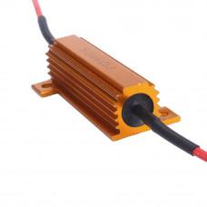 Нагрузочный резистор 50W 0.5-8 Om)