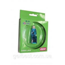 USB мережева карта, Перехідник, адаптер LAN Ethernet RJ45