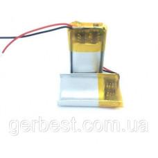 Акумулятор Літій-полімерний (Li-pol) 3.7V 80 mAh