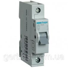 Автоматичний вимикач 230V 10A, Hager (MB110A B10)