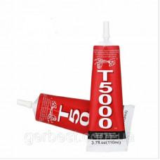 Клей для тачскріном T-5000, 50ml (білий) Оригінал!