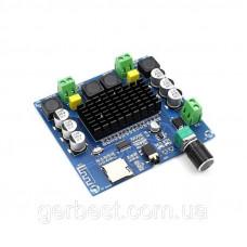 Аудио усилитель D-класса XH-A105, TDA7498 2 x 100W Bluetooth 5,0