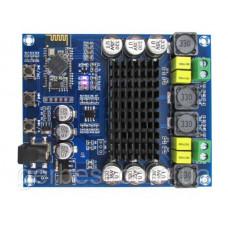 Аудио усилитель D-класса ,Стерео, TPA3116D2,120W, Bluetooth 4.0 (XH-M548)