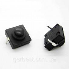 Кнопка 12х12х9,4 мм з фіксацією