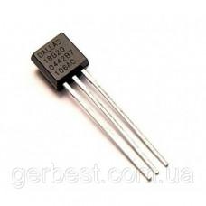 Термодатчик, Цифровой датчик температуры -55...+120С DS18B20