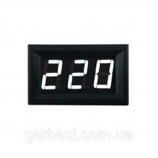 Цифровий вольтметр AC 70-500V (Білий) NEW!