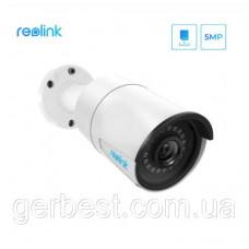 HD IP Камера відеоспостереження Reolink 5MP c підтримкою PoE і SD (RLC-410-5MP)
