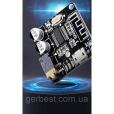 Аудио модуль приемник VHM-314 Bluetooth 5.0, DC 3.7-5В, AUX