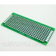 Макетная, монтажная плата PCB 3 x 7 см