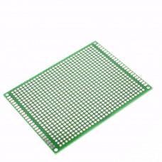 Макетна, монтажна плата PCB Двостороння 5 x 7 см