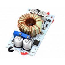 DC-DC Підвищуючий перетворювач IN 8.5-48 / 12-50V (CC / CV / LED) 250W