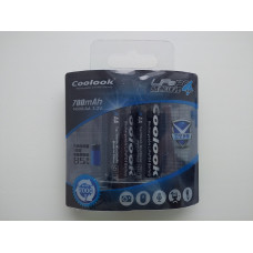 Акумулятор LiFePO4 Coolook 14500 (AA) 3.2V 700mAh Hong Kong