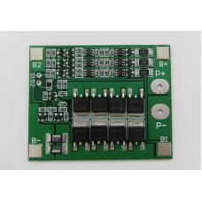 BMS Контроллер (плата защиты) 3S Li-Ion 12.6V 25A с БАЛАНСИРОМ
