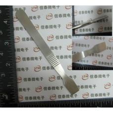 Лопатка металлическая для вскрытия корпусов мобильной електроники