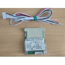 BMS Контроллер (плата защиты) 8S LiFePo4 24V 20A С Балансиром
