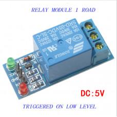 Модуль Реле 1-Канальне 5V Arduino PIC ARM