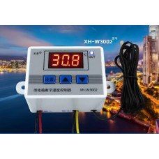 XH-W3002 Терморегулятор,термостат,Реле -50 - +110 С / 220В. В корпусе.