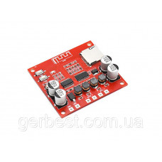 Беспроводной Усилитель Bluetooth 4.2/SD 2 x 30W (XH-A233)