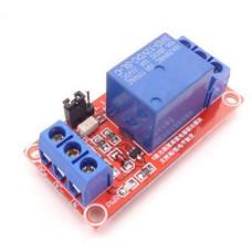 Arduino Модуль, одноканальне реле 5V (высокий/низкий уровень)