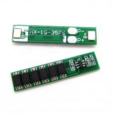 BMS Контролер заряду / розряду, плата захисту 1S LiFePO4 3.2V 12A