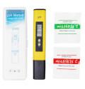 Цифровой pH метр измеритель солей(жёсткости)/кислотности воды (pH-02 Тестер)