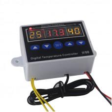 XH-W1411 Терморегулятор,термостат, реле -55 ... +110 В Корпусе! (XH-W88)