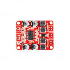 Аудио усилитель 2 x 15W Стерео мощности TPA3110