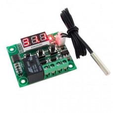 Терморегулятор, термостат, Реле -50 - +110 12V (W1209)