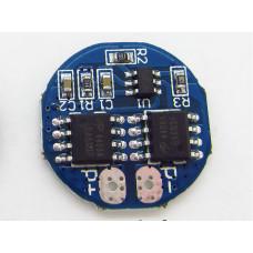 BMS Контролер заряду / розряду (плата захисту) Li-ion / Li-pol 2S 7.4 ... 8.4V 5A