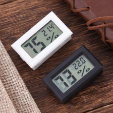 Термометр / Гігрометр цифровий -30 ... + 70 C (вбудований датчик)