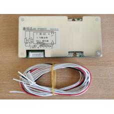 BMS Контроллер (плата защиты) li-ion / li-pol 7S 24V 60A c Балансировкой