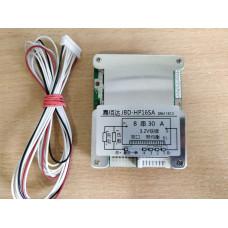 BMS Контроллер (плата защиты) 8S LiFePo4 24V 30A С Балансировкой