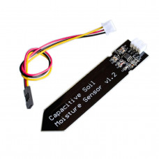 Аналоговий датчик, сенсор вологості грунту, 3.3 - 5.5V Arduino / Raspberry