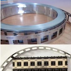 Никелевая пластина,лента для точечной сварки 0.15*27 mm, 1м.