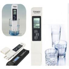Тестер качества водыTDS/EC/Temp,метр EZ-1 предназначен для измерения (TDS-солесодержания, EC-проводимости)