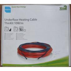 Гріючий кабель, Електричнна Тепла підлога ENSTO ThinKit (EFHTK2-220W / EFHTK5-450W) Фінляндія