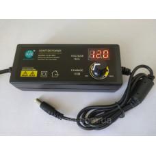 Регулируемый Блок питания с вольтметром 3.0-24V 2.5A, 60W