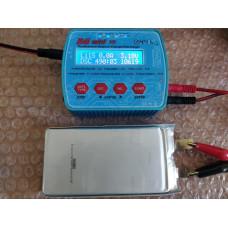 Аккумулятор Литий-полимерный (Li-pol) 3.7V 10000mAh 3C 30A