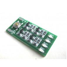 LED индикатор заряда/разряда аккумуляторов li-ion, li-pol 4S 16.8V