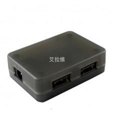 DC-DC Преобразователь понижающий,модуль зарядки 6-30V / 2 X USB 5.3V 4A