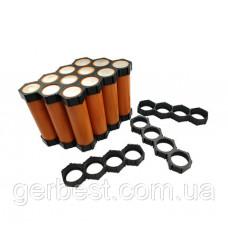 Холдер, бокс, пластиковые фишки,конструктор для аккумуляторов 18650